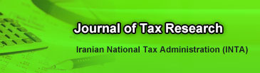 Iranian National Tax Administration (INTA)